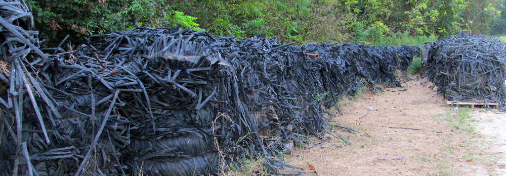 DRip Tape _amp -  Black mulch film 1000by350 NCAG Plastics | Waste Reduction Partners